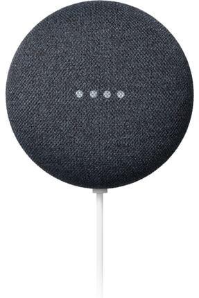Google Nest Mini 2.nesil Akıllı Ev Asistanı Hoparlör Siyah 0