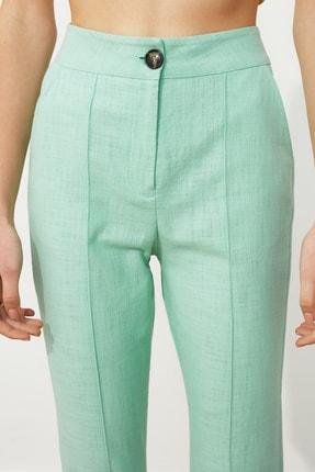 TRENDYOLMİLLA Mint Klasik Pantolon TWOSS20PL0008 3