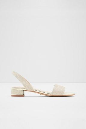 Aldo Kadın Altın Sandalet 4
