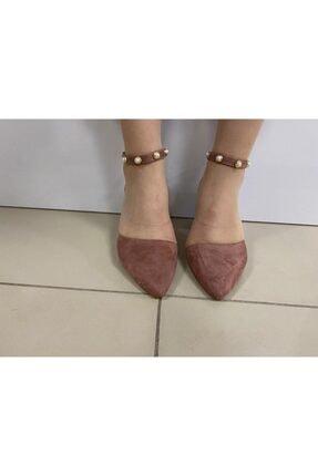 PUNTO Kadın Topuklu Ayakkabı 1