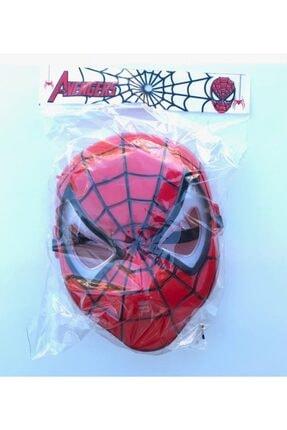 Samur Işıklı Spıdermen Maske 1