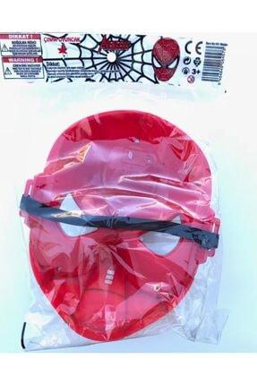 Samur Işıklı Spıdermen Maske 2