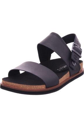 Timberland Erkek Siyah Amalfı Vıbes 2band Sandalet 0