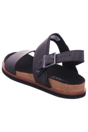 Timberland Erkek Siyah Amalfı Vıbes 2band Sandalet 1