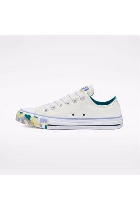 Converse Kadın Ekru Bağcıklı Sneaker 1