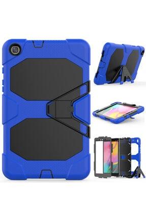 PHONACS Samsung Galaxy Tab A8 Sm-t290 Ekran Koruyuculu Stantlı Tam Koruma Tank Tablet Kılıfı 1