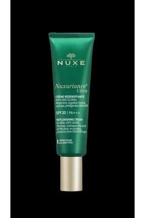 Nuxe Nuxuriance Ultra Spf20 50 ml - Gündüz Bakım Kremi 0