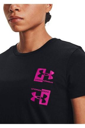 Under Armour Kadın Spor T-Shirt - Live Repeat HB SSC - 1365136-001 3