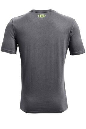Under Armour Erkek Spor T-Shirt - UA Pjt Rock Brahma Bull SS - 1361733-012 1