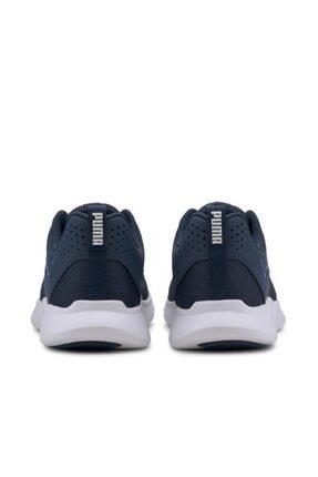 Puma Erkek Mavi Interflex Spor Ayakkabı 2