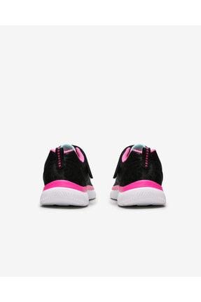 Skechers Büyük Kız Çocuk Siyah Spor Ayakkabı 3