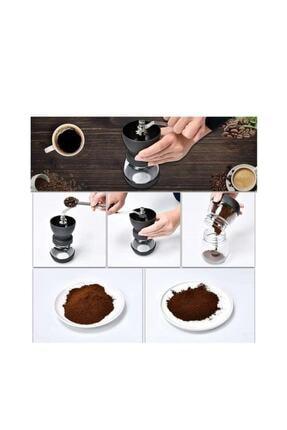 Coffee Factory Coffe Grinder Seramik Cam Kahve Öğütücü 1