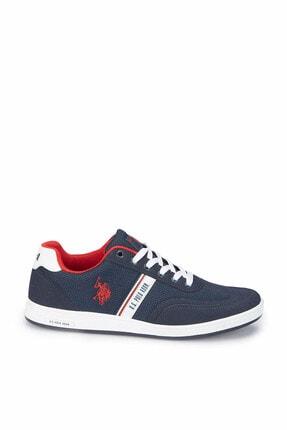 US Polo Assn KARES Lacivert Erkek Sneaker Ayakkabı 100248496 1