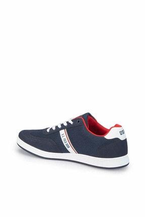 US Polo Assn KARES Lacivert Erkek Sneaker Ayakkabı 100248496 2