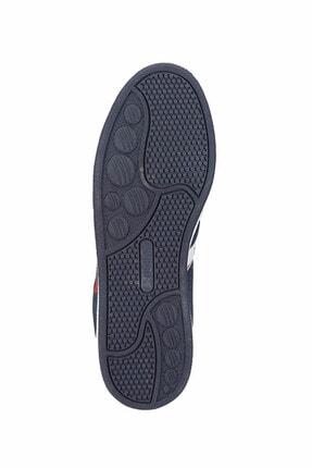 US Polo Assn KARES Lacivert Erkek Sneaker Ayakkabı 100248496 3