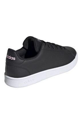 adidas ADVANTAGE BASE Siyah Erkek Çocuk Sneaker Ayakkabı 100481839 1