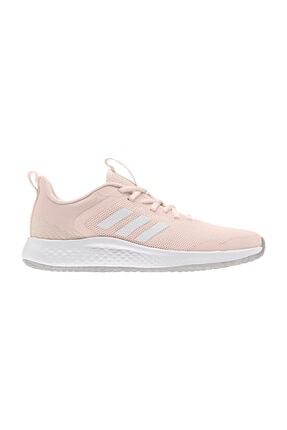 adidas FLUIDSTREET Pembe Kadın Koşu Ayakkabısı 100663836 0