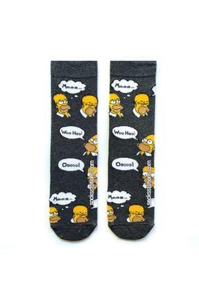 Socks Stations 6'lı Çizgi Film Çorap Kutusu 2