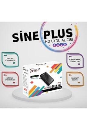 Sine Plus 2300 Hd Mini Uydu Alıcısı Tkgs 0