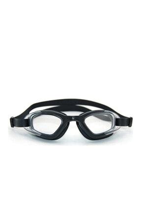 Cosfer CSF-GS3S (Siyah) Silikon Yüzücü Gözlüğü Şeffaf Özel Kutuda 0