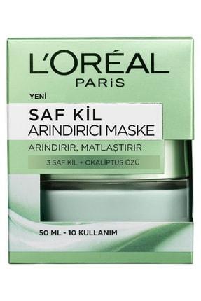 L'Oreal Paris Nem Terapisi Saf Kil Arındırıcı Maske Şeker Peeling Işıltı Canlandırıcı 36005234248941 1