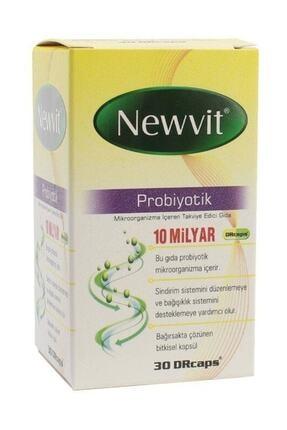 Newvit Probiyotik 30 Kapsül 1