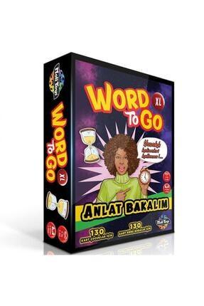 Moli Toys Word To Go Xl - Anlat Bakalım -tabu Xl Benzeri 0