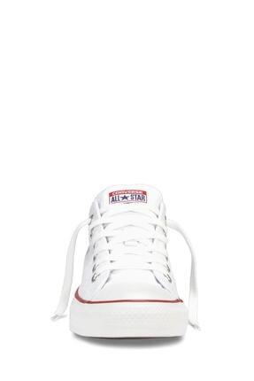 Converse Unisex Beyaz Chuck Taylor Allstar Sneaker  M7652c 2