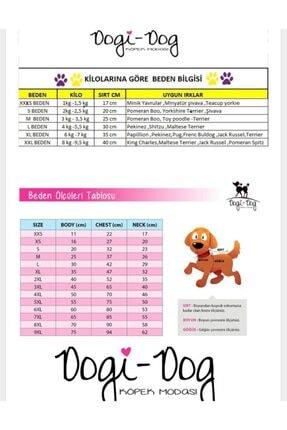 DOGİ&DOG Doggy Kedi & Köpek Atleti (1 kg -10 kg ) 1