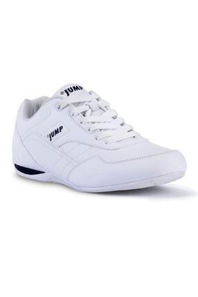 Jump 24847 Beyaz Anatomik (40-45) Erkek Spor Ayakkabı 0