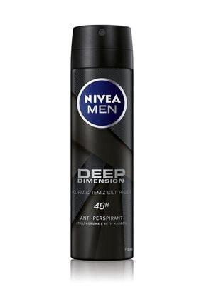 Nivea Nıvea Deep Dimension Deodorant Erkek 150 ml 2
