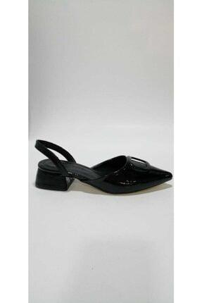 Kadın Kısa Topuklu Ayakkabı 310
