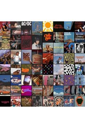 bukashops The Retro 60'lı Duvar Posteri Seti 0