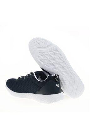 HUMMEL HMLOSLO SNEAKER-4 Mavi Erkek Sneaker Ayakkabı 100551134 2