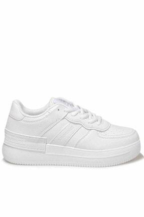 Lumberjack Kadın Beyaz Günlük Spor Ayakkabı 0