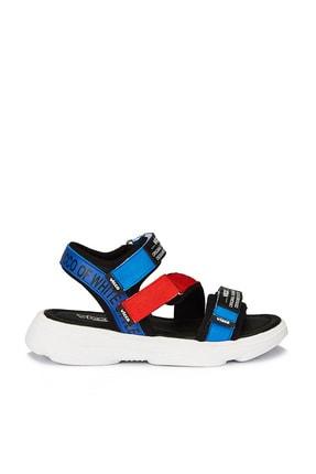 Vicco Chester Erkek Çocuk Saks Mavi Sandalet 2