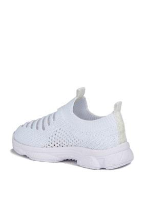 Vicco Macro Unisex Çocuk Beyaz Spor Ayakkabı 3
