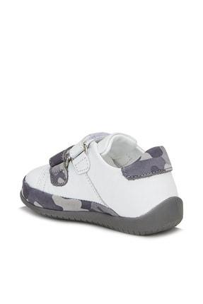 Vicco Bruno Erkek Ilk Adım Beyaz Günlük Ayakkabı 3