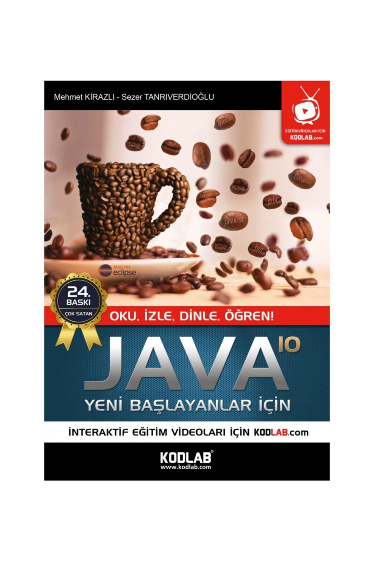 Yeni Başlayanlar Için Java 10