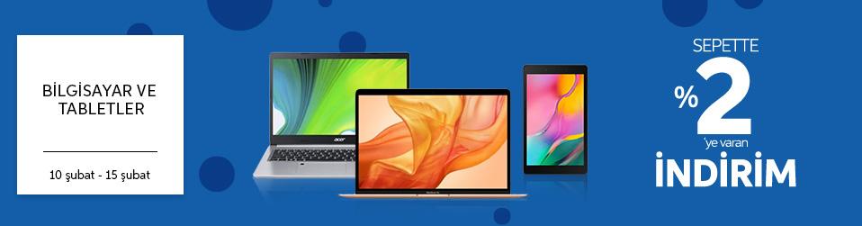Bilgisayar, Tablet ve Aksesuarları