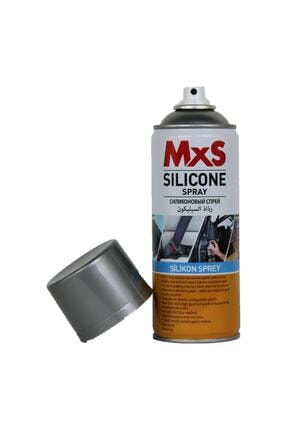 MxS Silikon Sprey Trim Sesi Giderici Emniyet Kemeri Yağı 400 ml 2