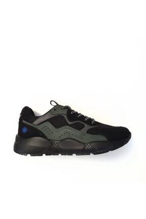 Lumberjack Erkek Siyah Sneaker Ayakkabı 100536294 0