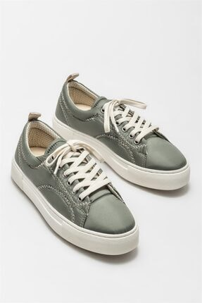 Elle Yeşil Kadın Spor Ayakkabı 1