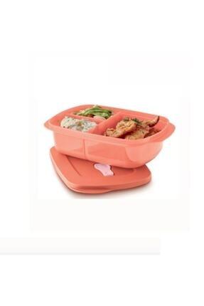 Tupperware Mikrodalga Bölmeli Beslenme Fırın Kabı 1lt 1