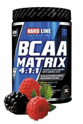 Hardline Bcaa Matrix Böğürtlen Aroma 630gr Bcaa Aminoasit Kas Geliştirici Kuvvet Artırıcı 0