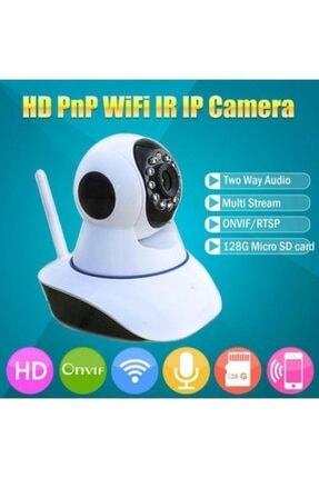 Azemax Ip610s Hd 1mp Wifi Güvenlik Ip Kamera 2