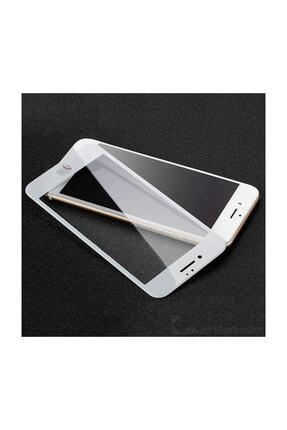 Telefon Aksesuarları iPhone 8 Plus Kavisli Tam Kaplayan 9D Ekran Koruyucu Film 0