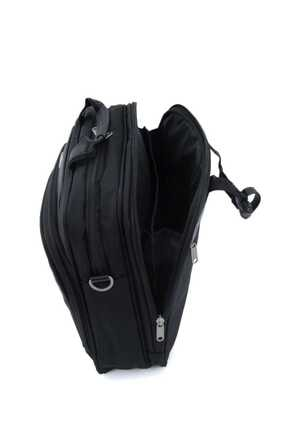 ÇÇS Siyah Unisex Laptop/Evrak Çantası Ccs70065 4