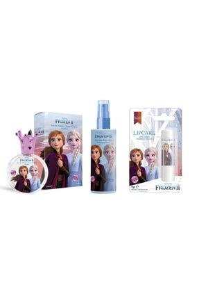 DİSNEY Frozen Elsa Edt 50 ml Çocuk Parfüm Seti 0