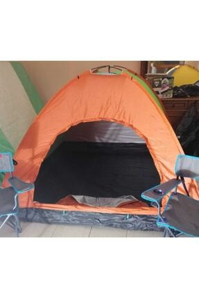 Öncü Kamp Manuel Kurulum Kamp Çadırı 6 Kişilik 1